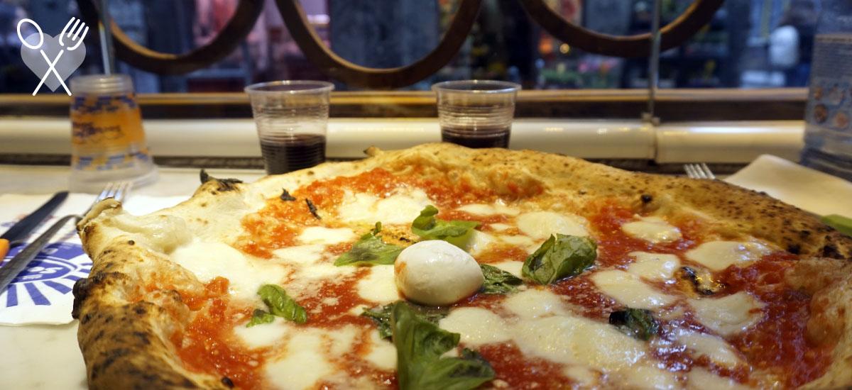 La pizza en Italia