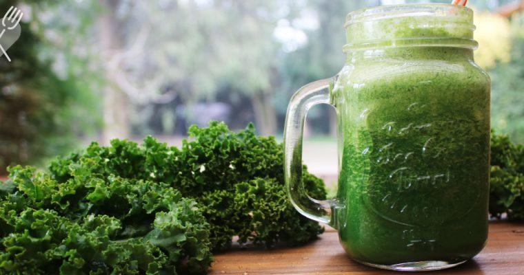 Los 5 beneficios del Kale o Col rizada