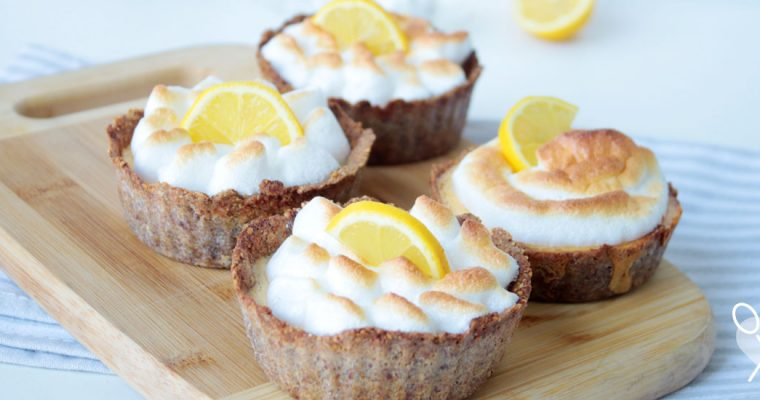 Cheesecake pie de limón saludable